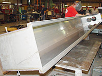 Custom Stainless Steel Manufacturing Equipment